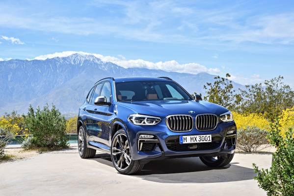 BMW X3 2017/2018 Dimensioni - Bagagliaio - Peso - Misure serbatoio