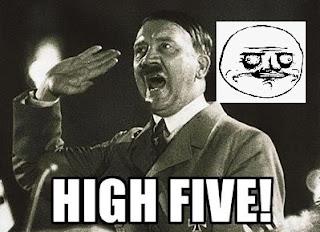 Hitler, salah satu tokoh otoriter terkenal didunia