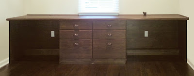 Ash Home Office Desk