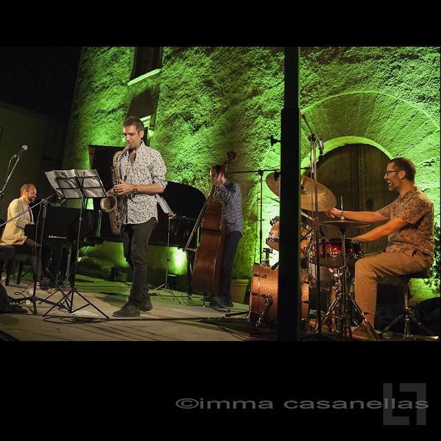 Gabriel Amargant Especial Quartet, Torre-Ramona, Subirats, 20-juliol-2019