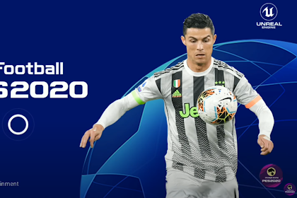 Uefa Champions League V4.6.0 (OBB) Patch of PES2020 Mobile By Stranger Shafiul