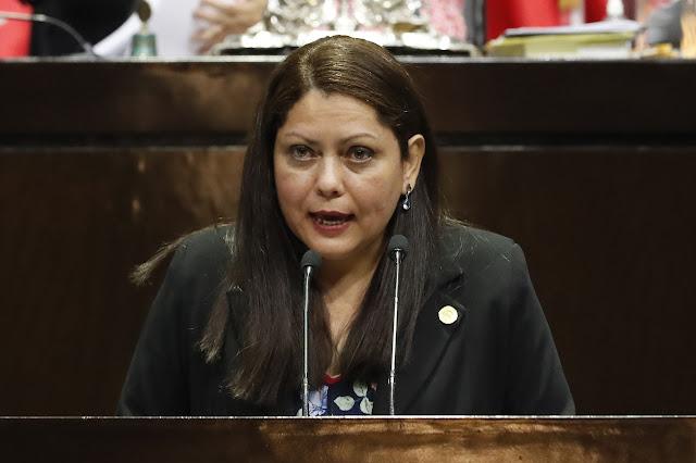 Urge Irene García al Gobierno Federal nuevo plan que garantice vacunación contra Covid-19