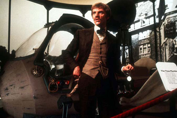 Malcolm McDowell in Time After Time