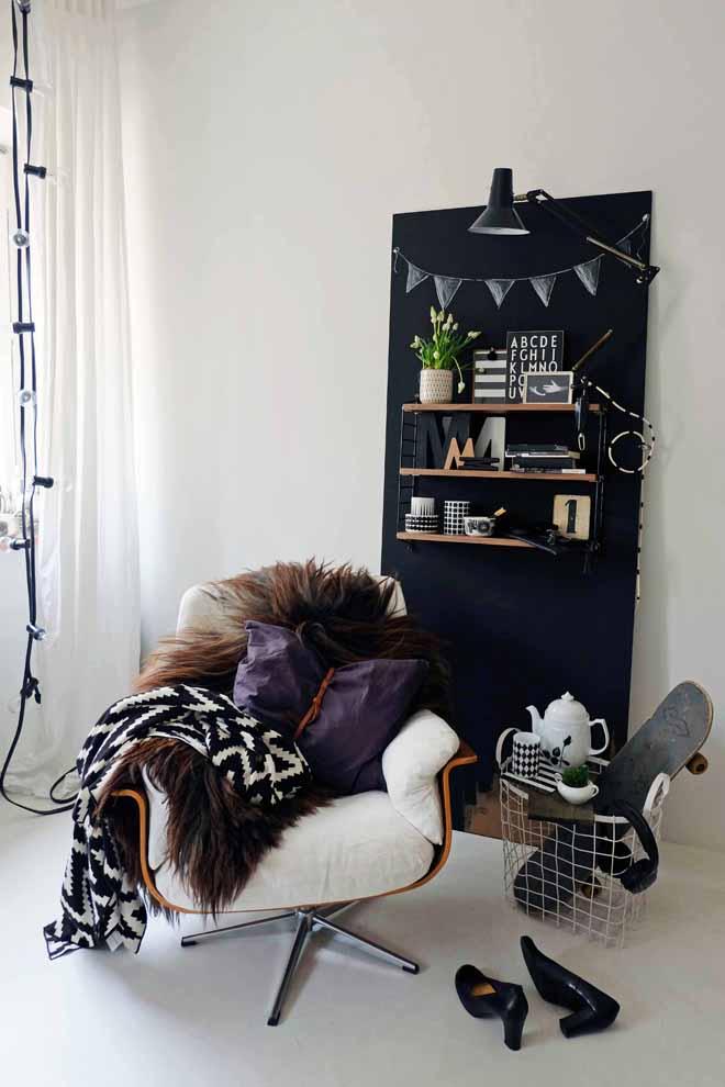 Metallkorb wohnzimmer for Wohnzimmer sessel vintage