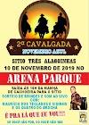 Vem aí! dia 10/11 2ª Cavalgada Novembro Azul no sítio Três Alagoinhas próximo a CACHOEI
