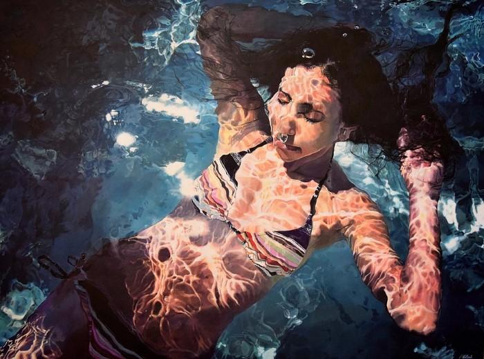 Вода и свет. Abi Whitlock