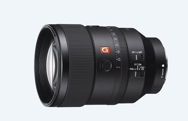Sony 推出具有大光圈迷人散景的 FE 135mm 1.8GM 鏡頭