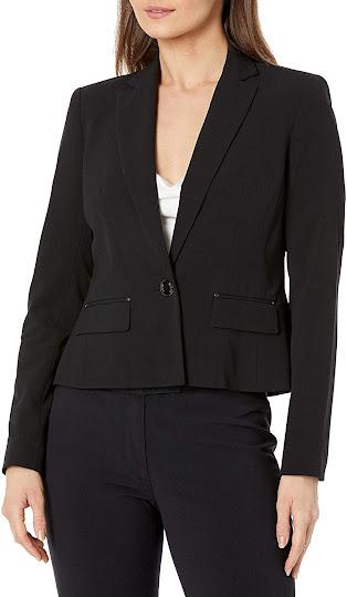 Quality Black Blazers For Women