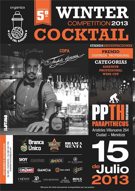 Winter Competition Cocktail 15 Julio 2013 (Mendoza, Argentina)