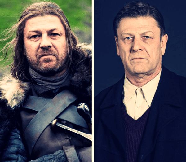Eddard Stark - Sean Bean Değişimi