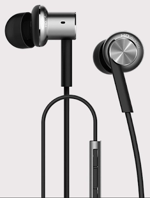 Xiaomi Mi In-Ear Headphones Pro Silver