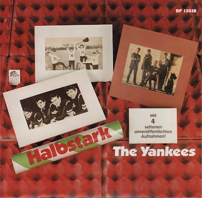 The Yankees  - Halbstark