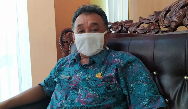 Sekretaris Dinas Perdagangan Lumajang, Aziz Fahrurrozi