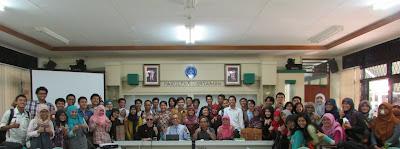 Kuliah umum bersama Prof Burley (2015 05 11)