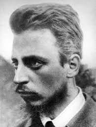 Rainer Maria Rilke, německý básník
