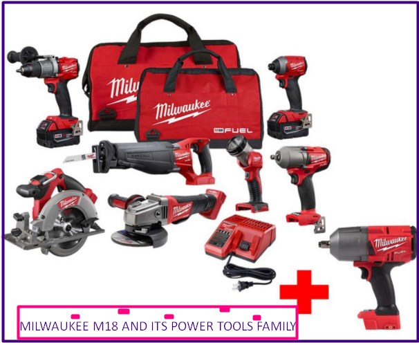 "Bare Tool #2767-20 Milwaukee M18 FUEL 1//2/"" High Torque 1400 ft-lb Impact Wrench"