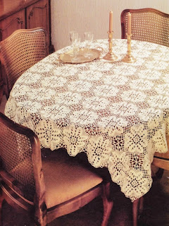 Tablecloth by beautiful motif