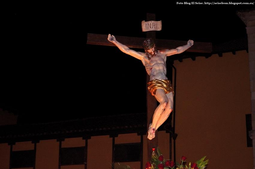 Cristo de la Redención. Foto G. Márquez. 2015. León