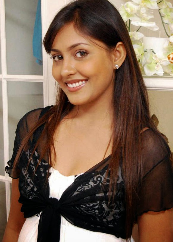 Hot Pictures South Indian Actress Madhu Shalini Hot -9313