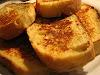 Eggnog & Rum French Toast
