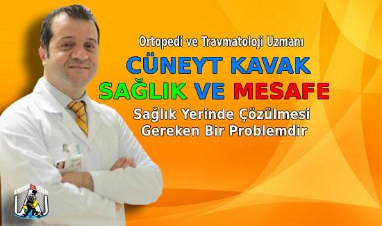 YAZARLAR,Op. Dr. Cüneyt KAVAK,Anamur Haber,