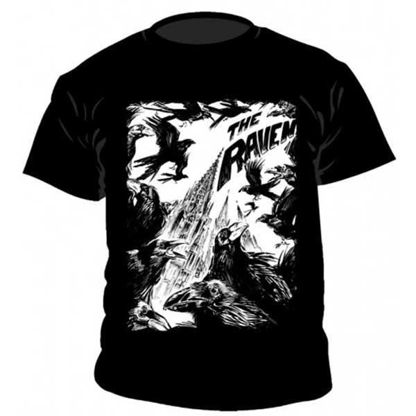 Camiseta The Raven Unisex