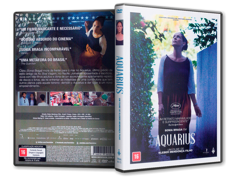 Capa DVD Aquarius