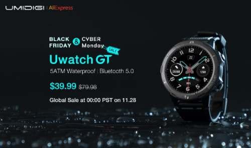Review UMIDIGI Uwatch GT