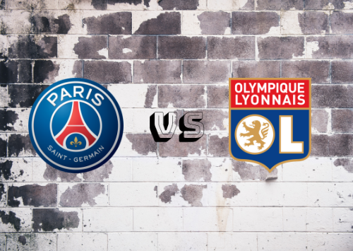 Paris Saint-Germain vs Olympique Lyon  Resumen y Partido Completo
