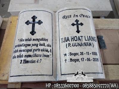 Model Makam Kristen Terbaru, Makam Kristen Minimalis, Gambar Makam Kristen Modern