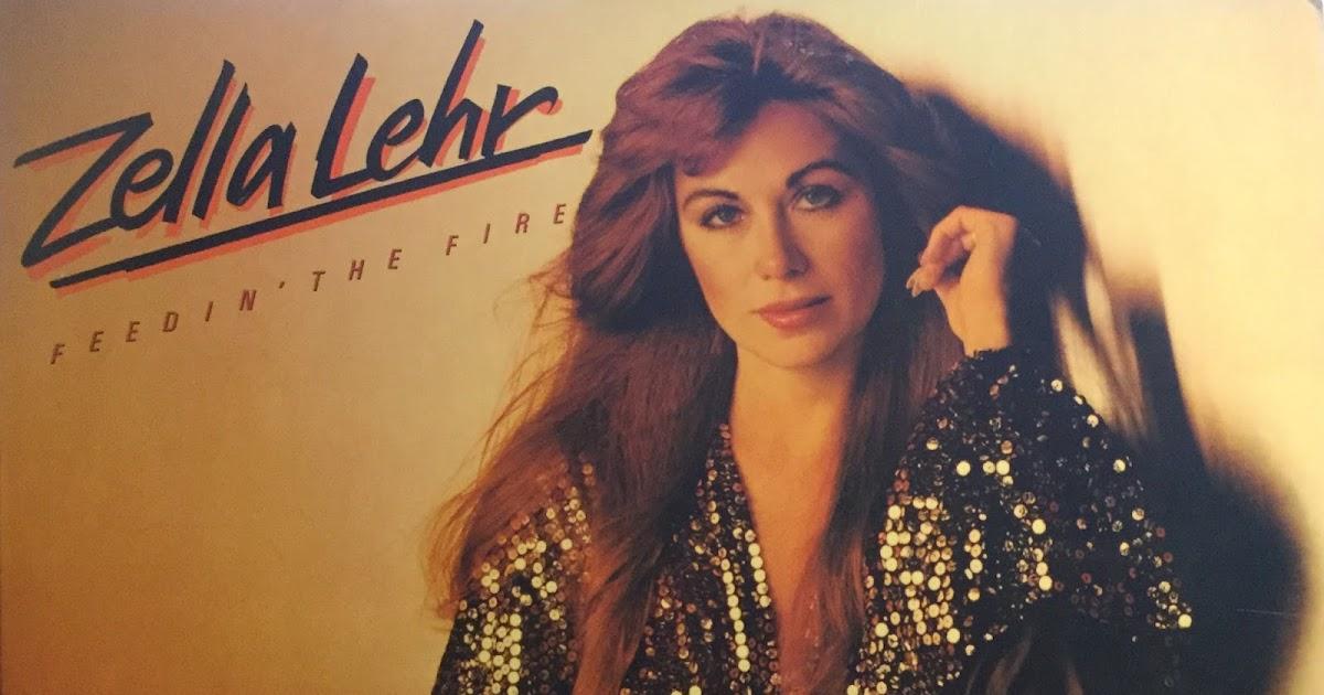 el Rancho: Feedin' The Fire - Zella Lehr (1981)