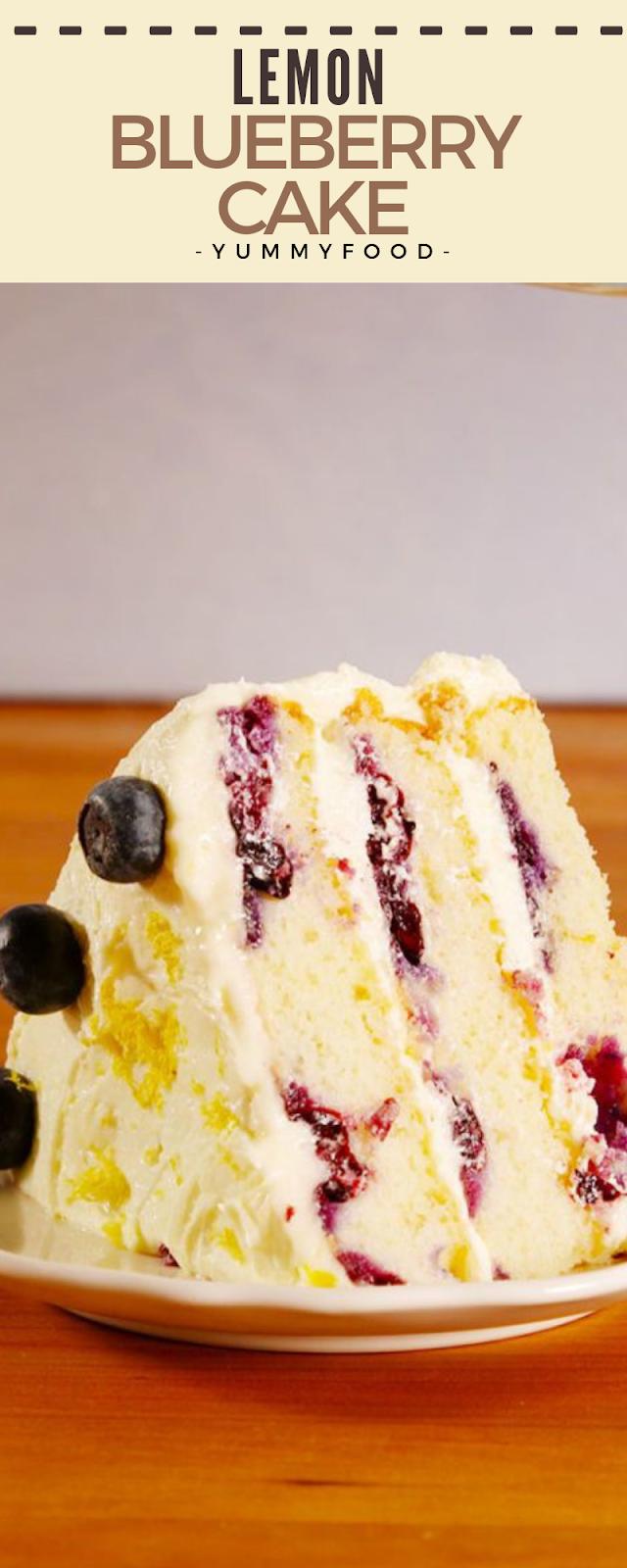Lemon Bluеbеrrу Cake