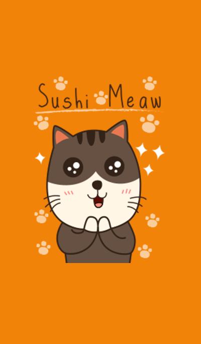 sushi meaw