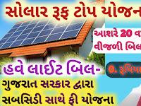 Solar Rooftop Subsidy in Gujarat