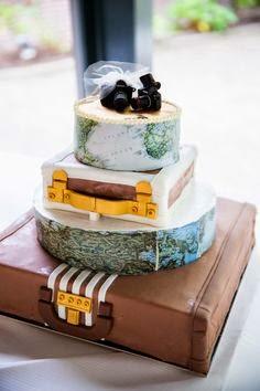 Motyw przewodni wesela: Podróże