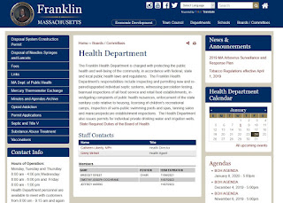 FM #196 - Cathleen Liberty, Franklin's Health Director