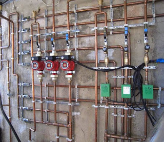 Mantenimiento de redes de agua
