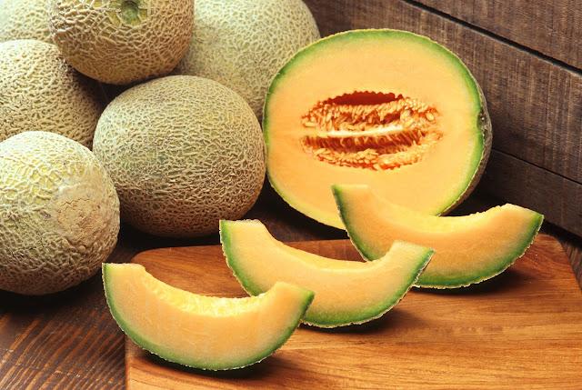 Manfaat Buah Melon Untuk Kesehatan dan Kecantikan