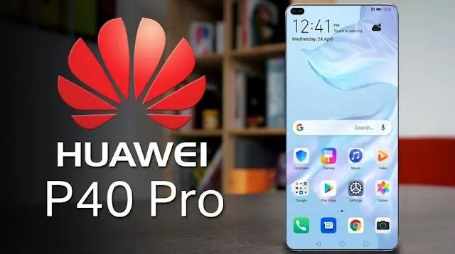 مميزات هاتف HUAWEI P40 Pro الجديد