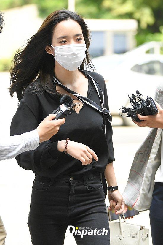 Han Seohee, mahkemede Yang Hyun Suk'a karşı gizli muhbirlik yaptı