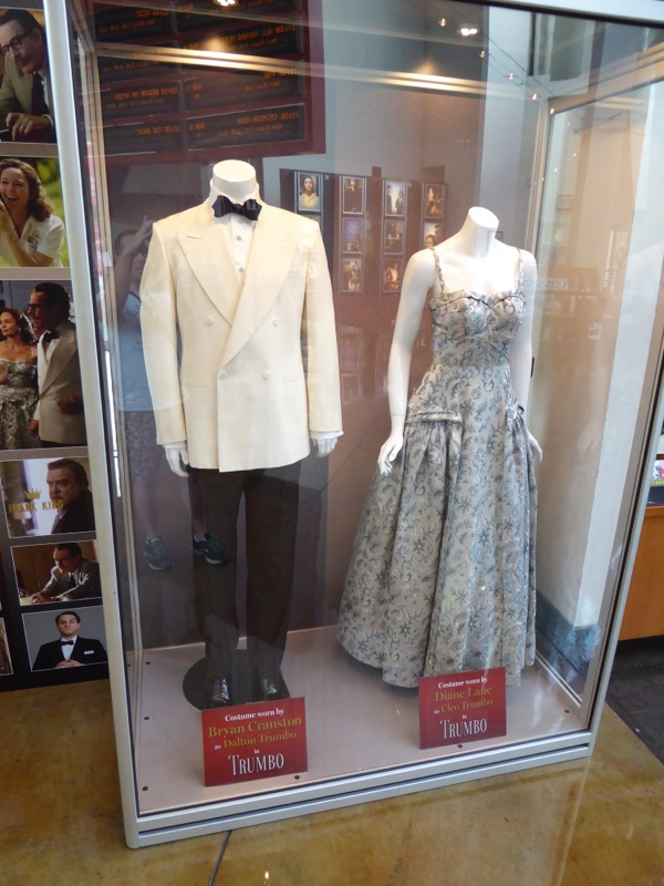 Original Trumbo movie costumes