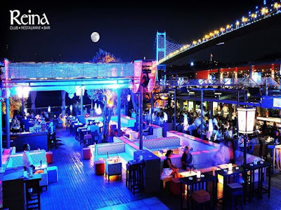 Reina, restaurant, where, the, terrostic, attack, in, Istanbul, took, place