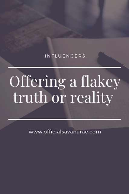 Are influencers truthful or bias when promoting a brand