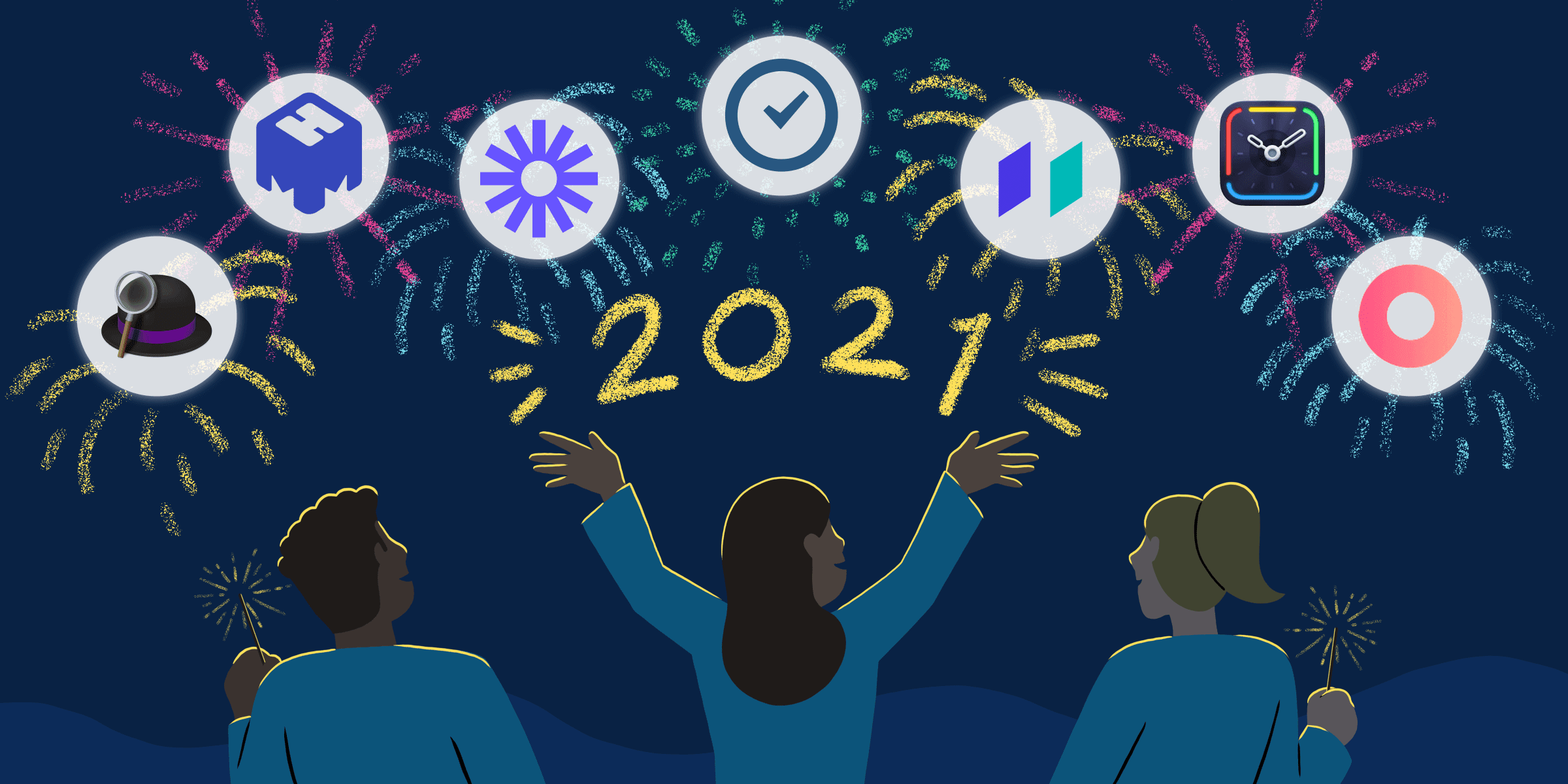 Best Productivity Apps to Achieve More in 2021