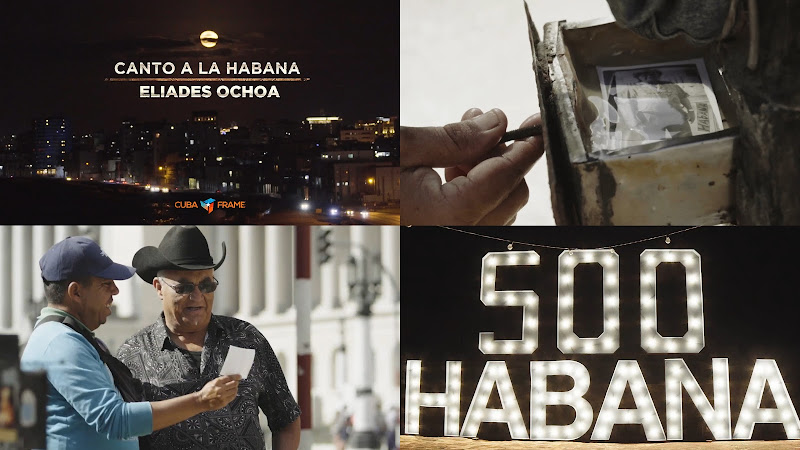 Eliades Ochoa - ¨Canto a La Habana¨ - Videoclip. Portal Del Vídeo Clip Cubano