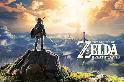 Hal Unik di The Legend of Zelda Breath Of The Wild
