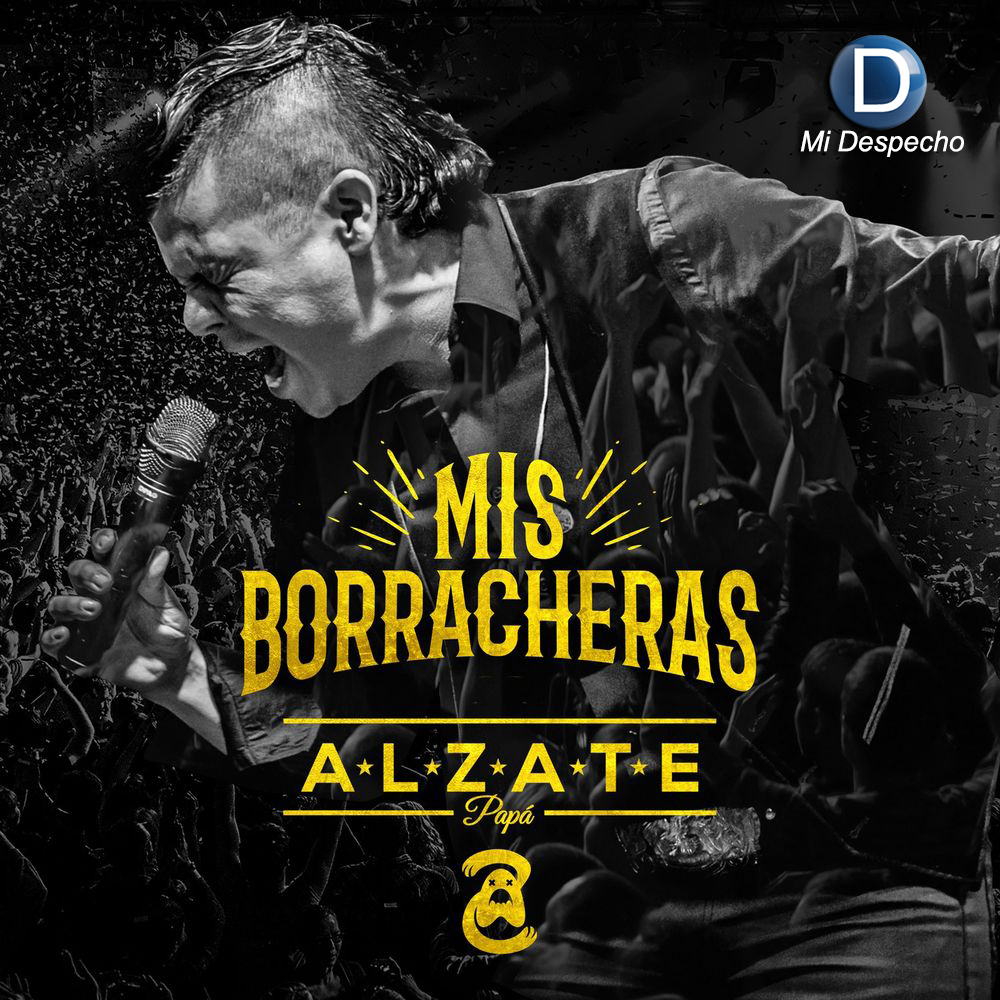 Alzate MisBorracheras Frontal