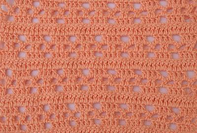1 - Crochet Imagen Puntada a crochet combinación de puntos  facil y rapida Majovel Crochet