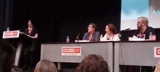 Patricia Lauder, Fabián Vázquez, Regina Román y Raquel G. Estruch