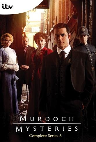 Murdoch Mysteries Season 10 Complete Download 480p All Episode